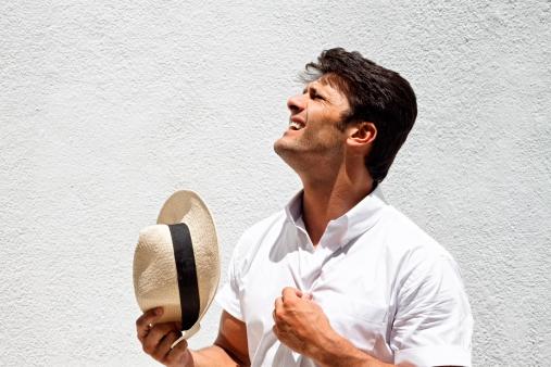 Sommer Tag Stockfoto und mehr Bilder von Ein Mann allein