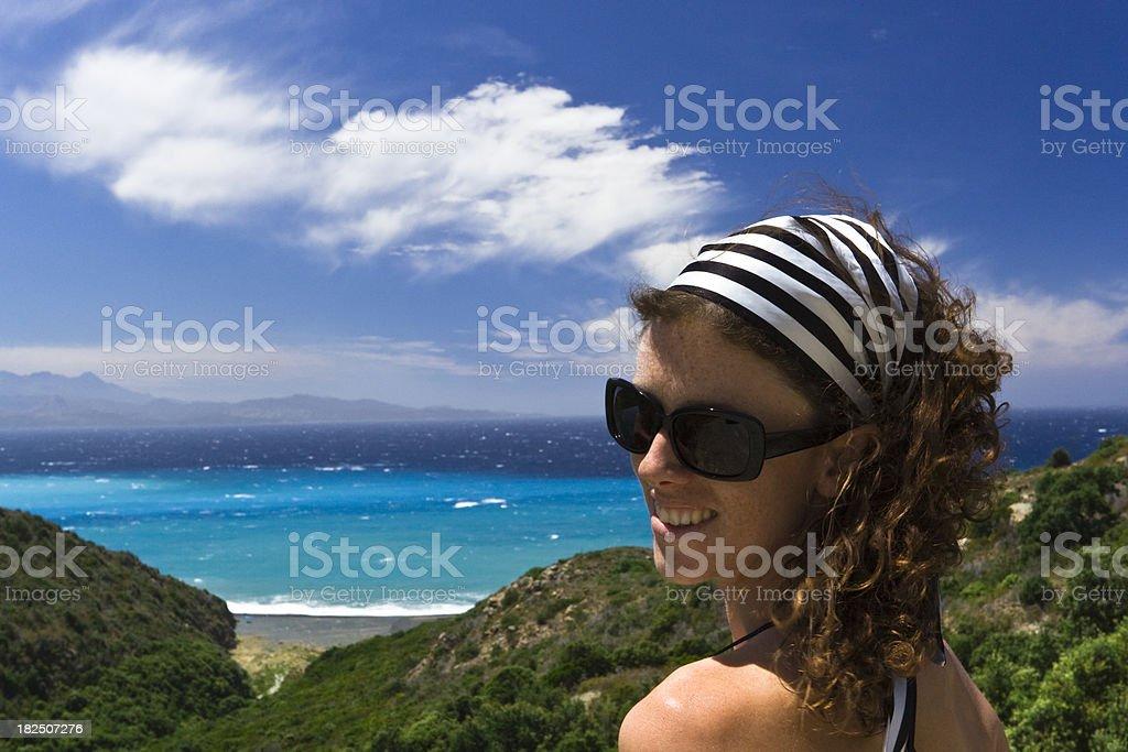 summer destinations royalty-free stock photo