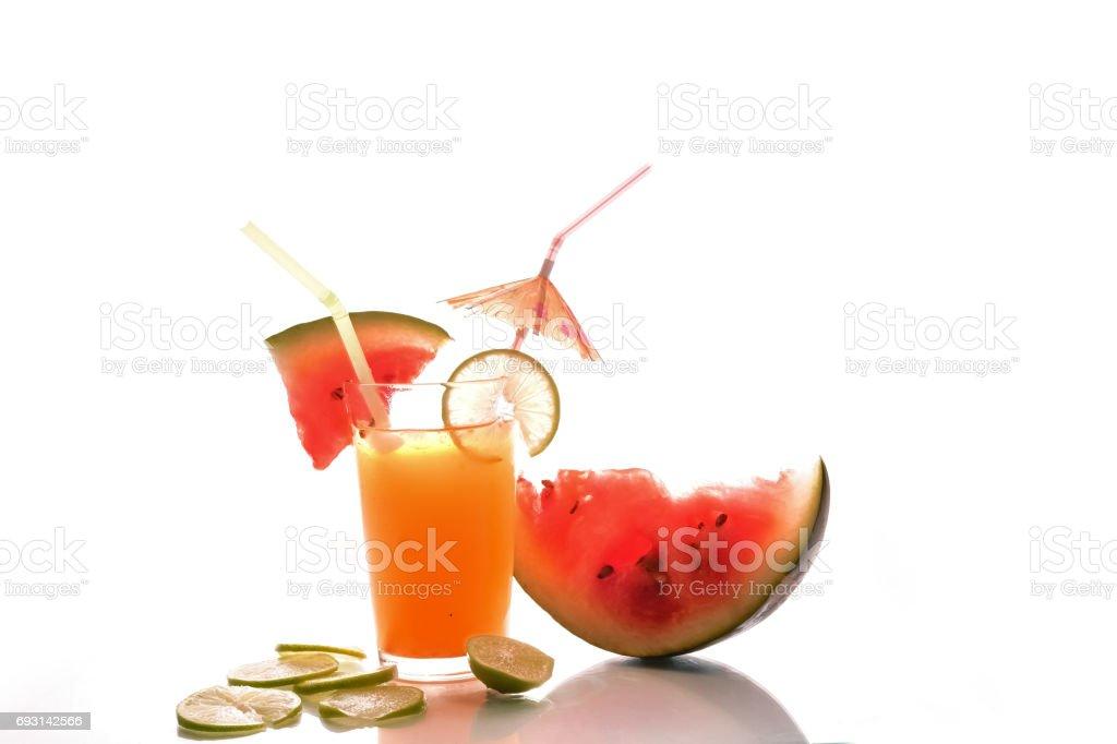 Summer Drinks stock photo