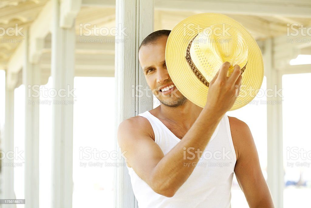 summer enjoyment royalty-free stock photo