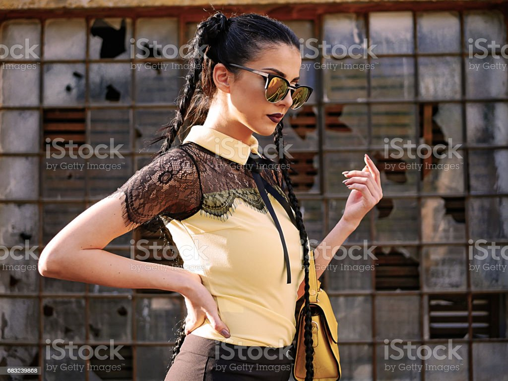 Summer fashion for ladies royalty-free stock photo