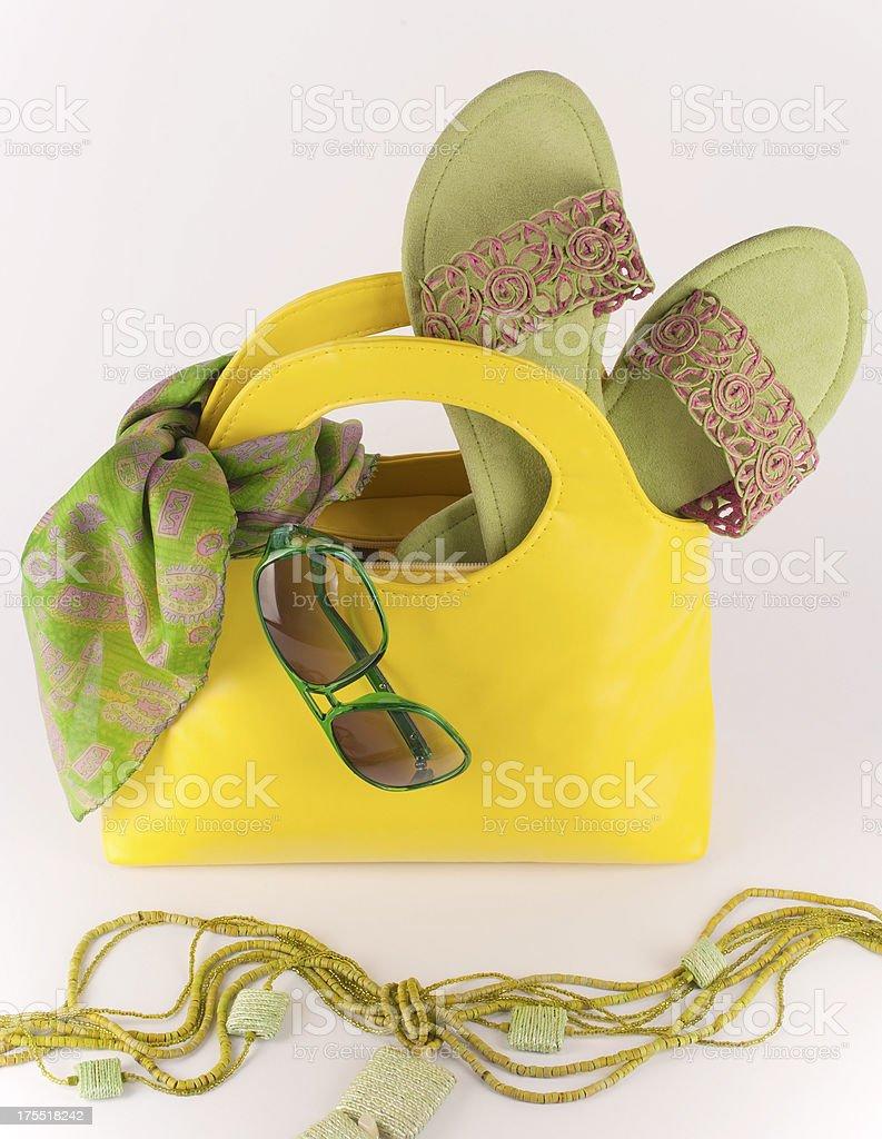 Summer Fashion royalty-free stock photo