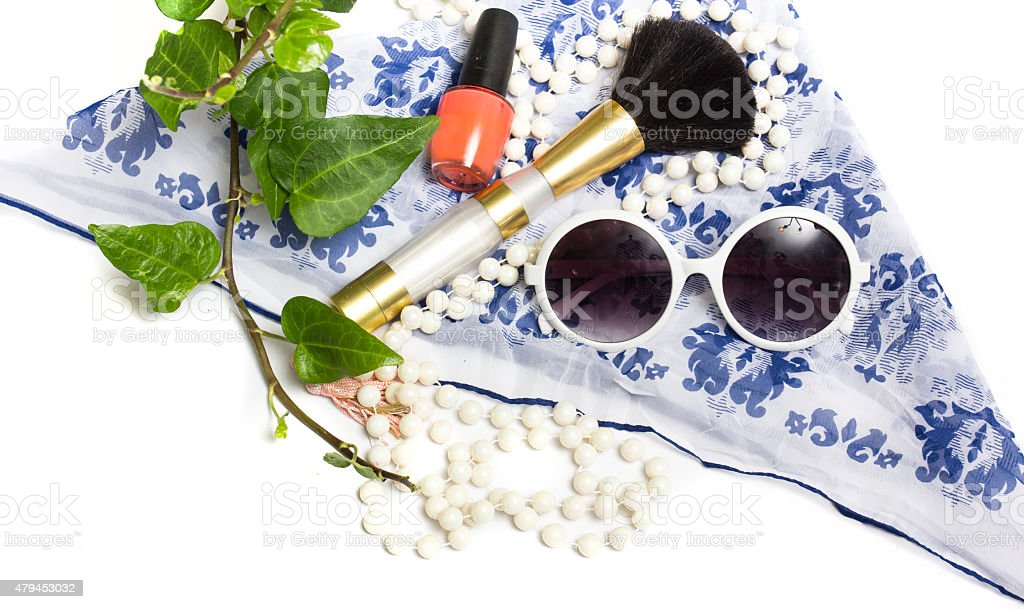 Summer feeling stock photo