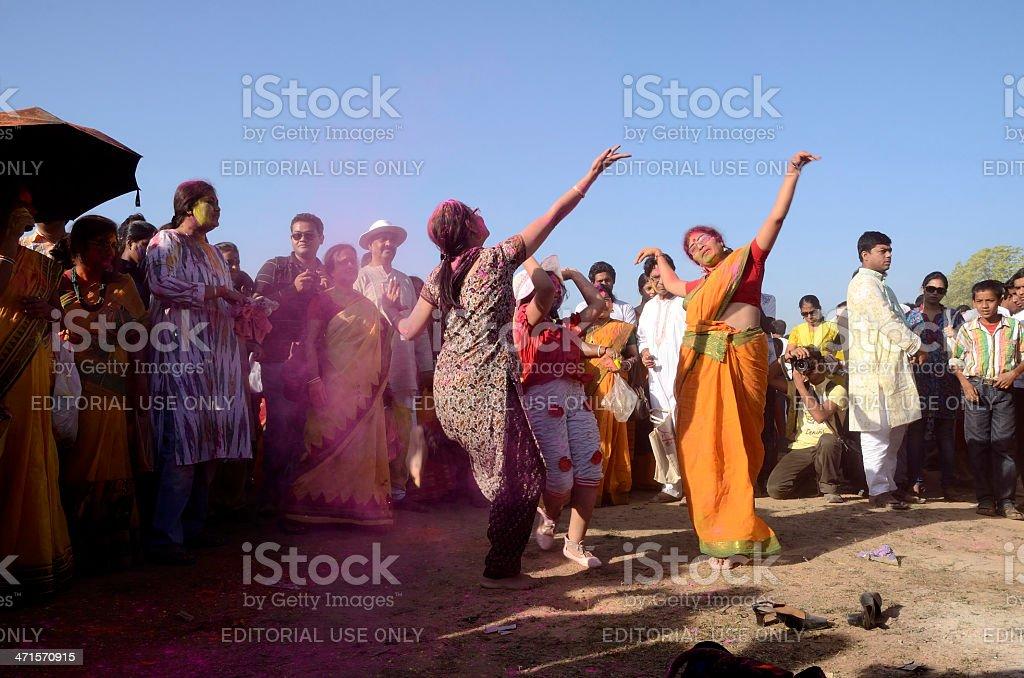 Summer festival royalty-free stock photo