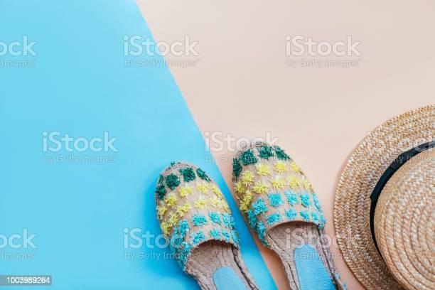 Summer flatay with espadrilles picture id1003989264?b=1&k=6&m=1003989264&s=612x612&h=mkb0rkcywibis27xyfbs yzrlhrdyqytpckllc7md8o=