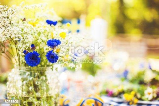 Swedish summer flowers