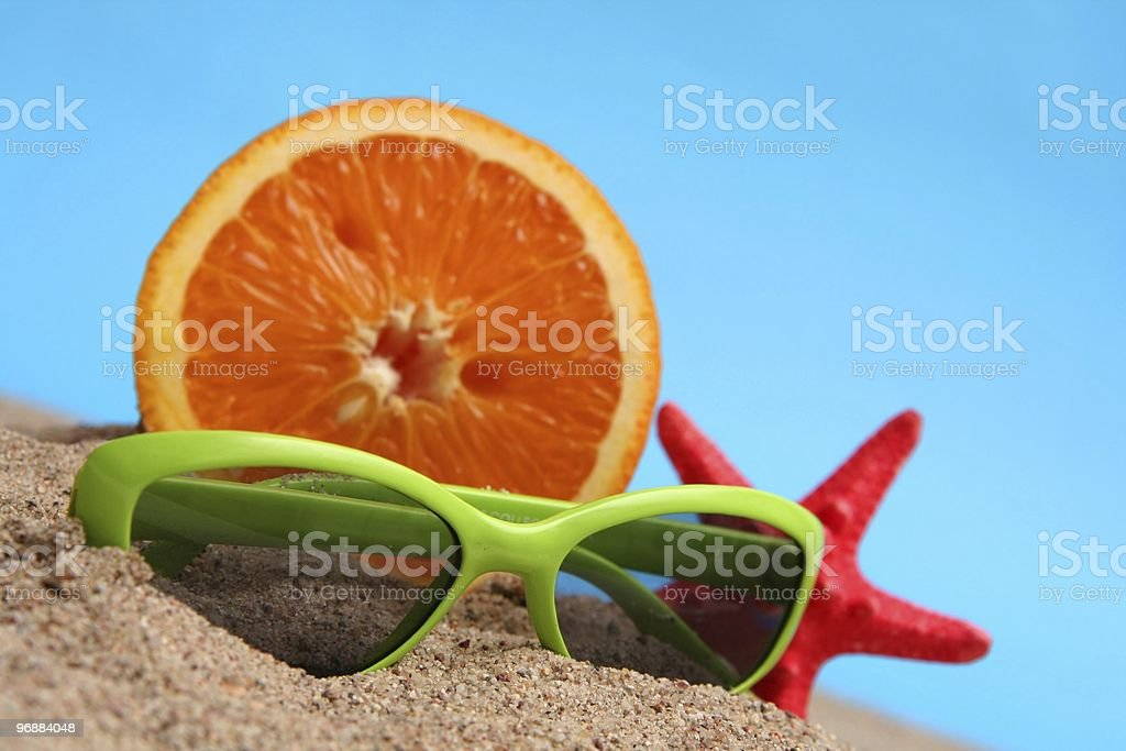 Sommer Obst Lizenzfreies stock-foto