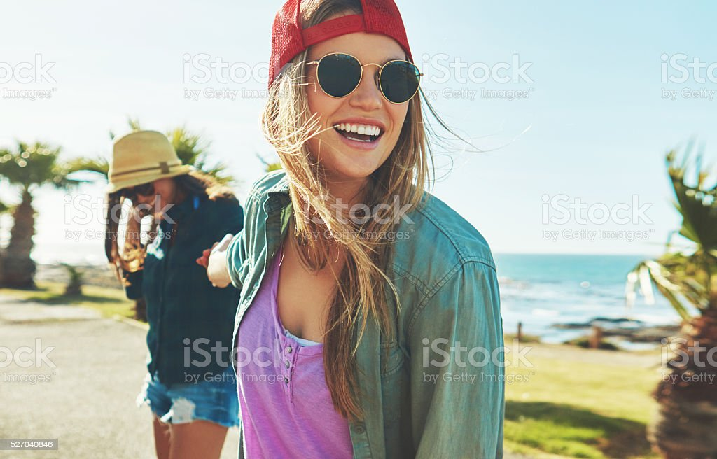 Summer fun - foto de acervo