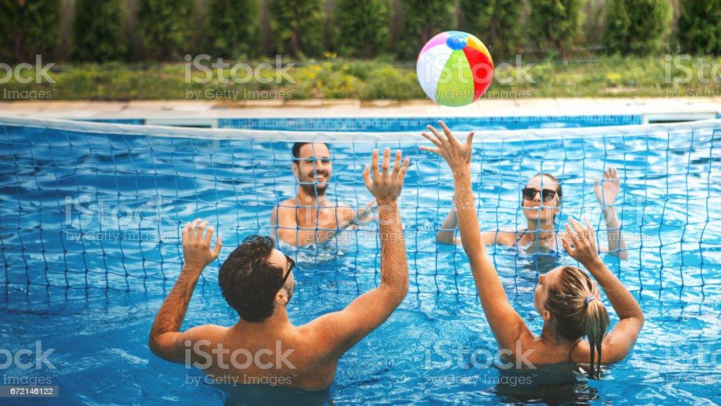 Summer fun. stock photo