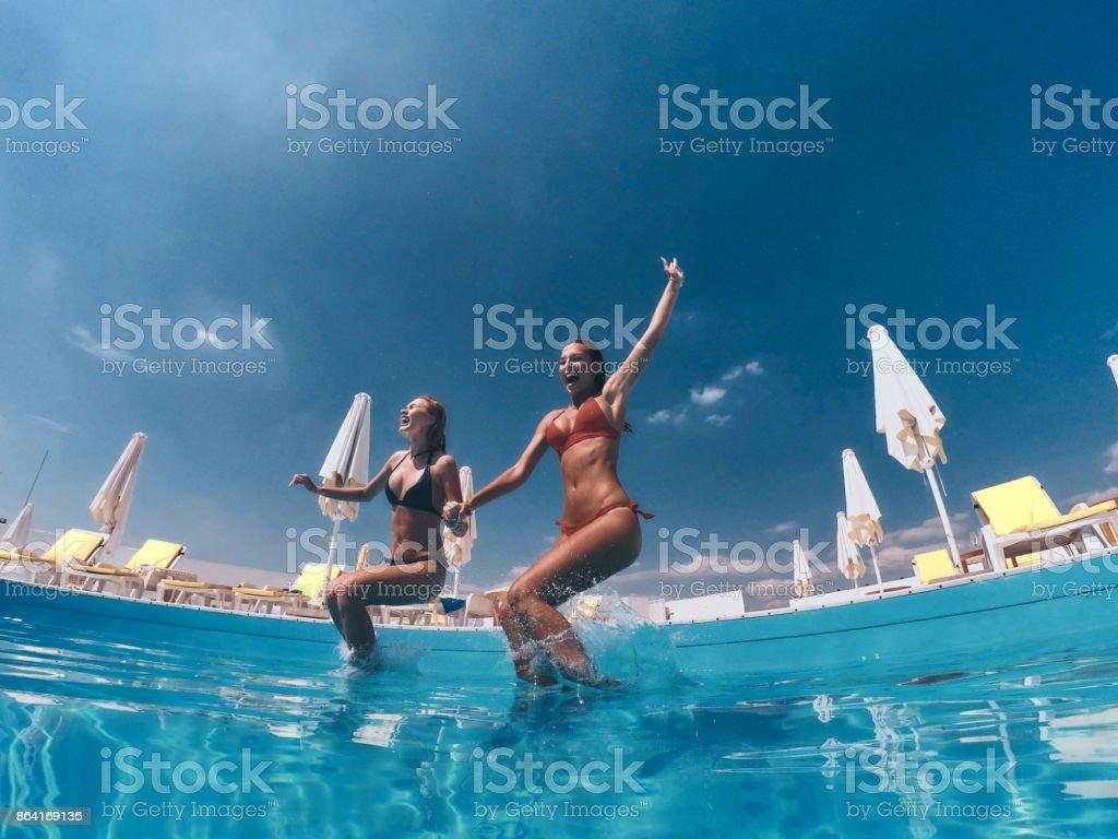 Summer fun. royalty-free stock photo