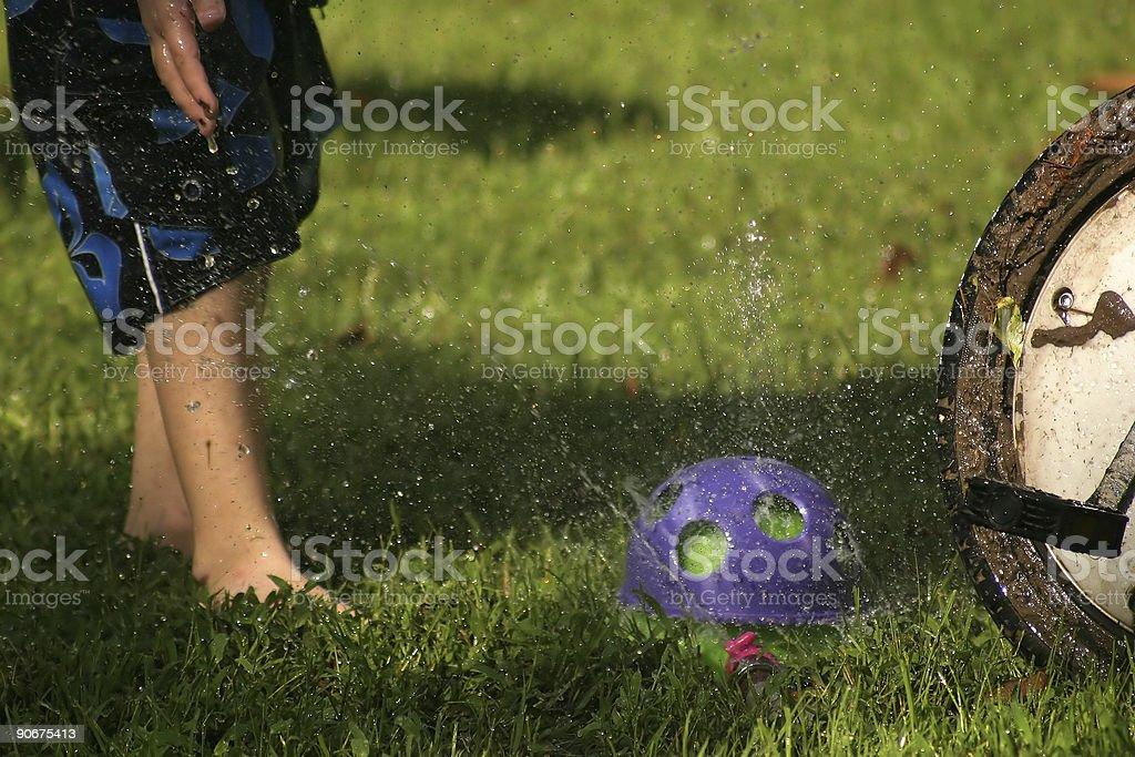 Summer Fun royalty-free stock photo