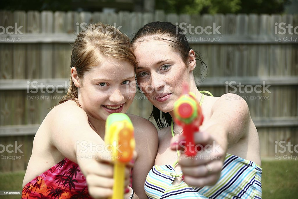 Summer Fun royalty-free stock photo