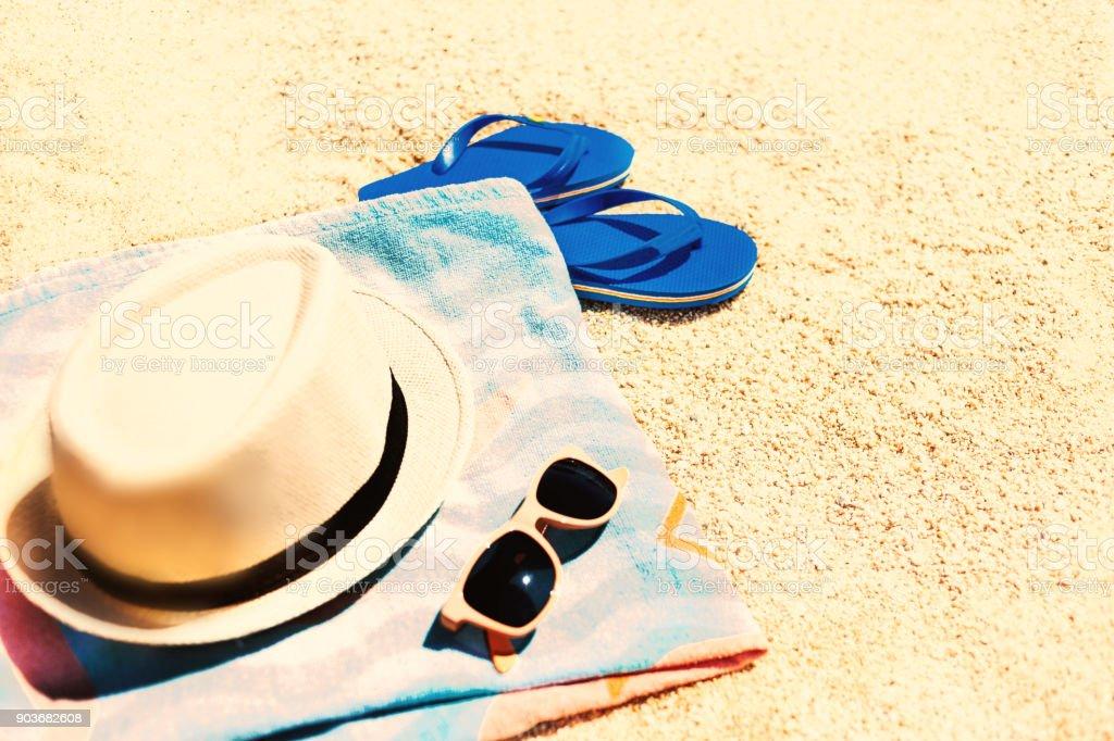 Sable Fun Et Photo Un Droit Time Accessoires Libre Sur Summer De 3LAqj54R