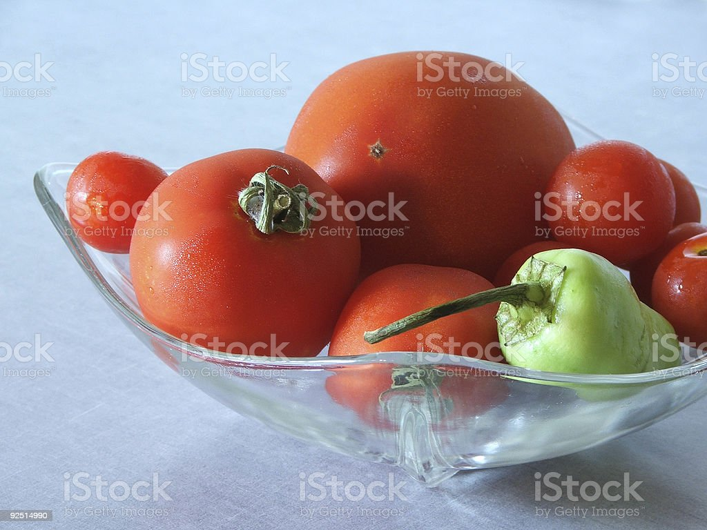 Summer Harvest royalty-free stock photo
