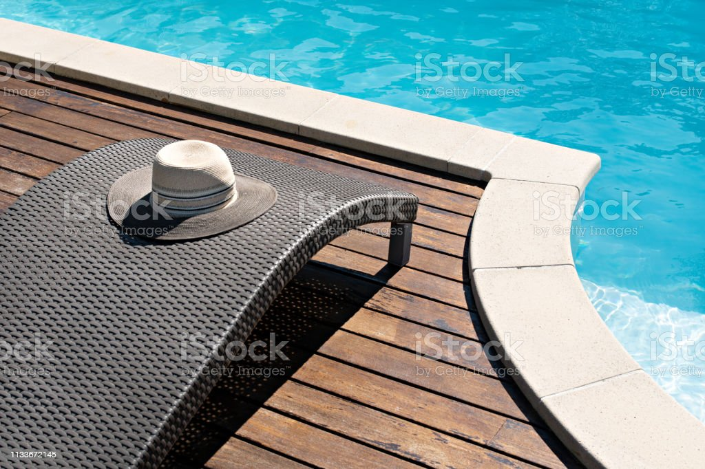 Summer holiday and vacation concept stock photo