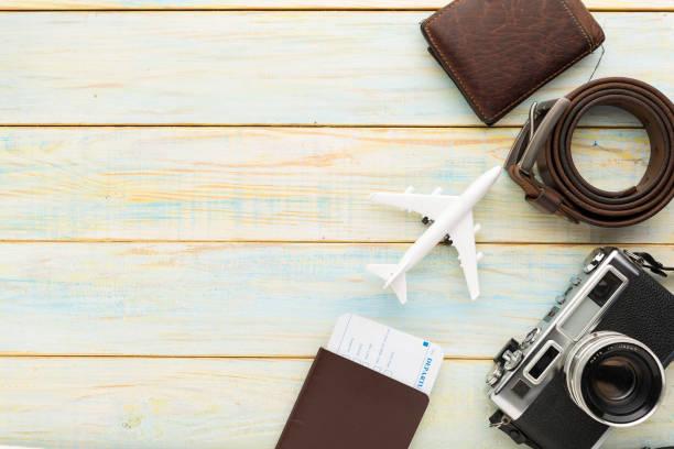 Summer holiday background travel and vacation items on wooden table picture id691208160?b=1&k=6&m=691208160&s=612x612&w=0&h=a6cem qnuockk7c58bw nw7 uh41qfsgdzdug1ukfny=