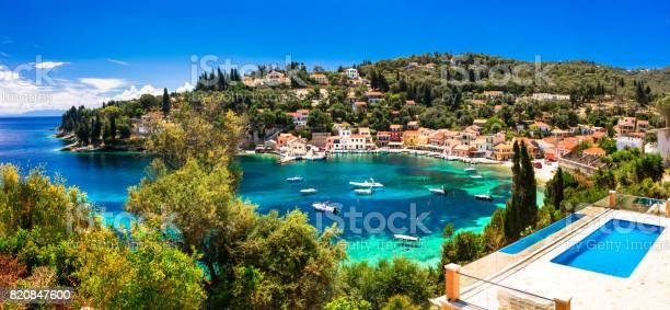 Summer holiday in greece picturesque loggos village in paxos island picture id820847600?b=1&k=6&m=820847600&s=612x612&h=0aa0kwaxlmfkh1nbkv7kydwi ewsqbo7egt6hiw3cqk=