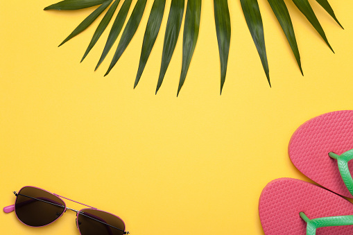 istock Summer Holiday Vacation Background 690504854