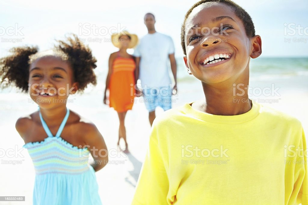 Summer holidays are great stock photo