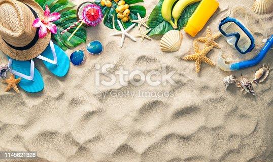 istock Summer holidays concept 1145621328