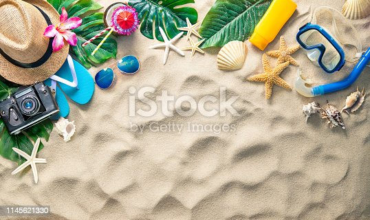 istock Summer holidays concept 1145621330