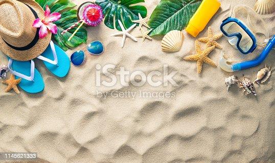istock Summer holidays concept 1145621333