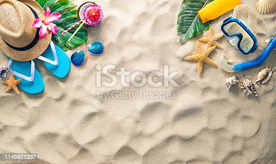 istock Summer holidays concept 1145621337