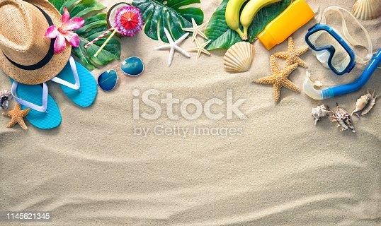 istock Summer holidays concept 1145621345