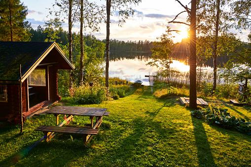 istock Summer holidays in Finland 1148294777