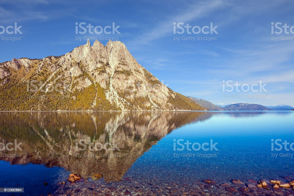 Summer in  Argentina stock photo