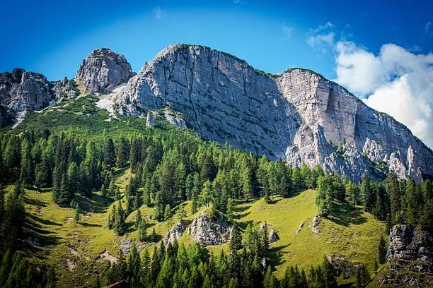 Summer in Dolomites Scenery – Foto