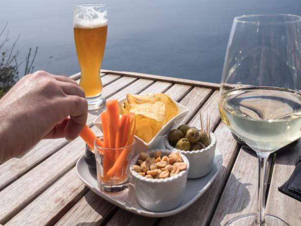 summer in Genova - foto stock