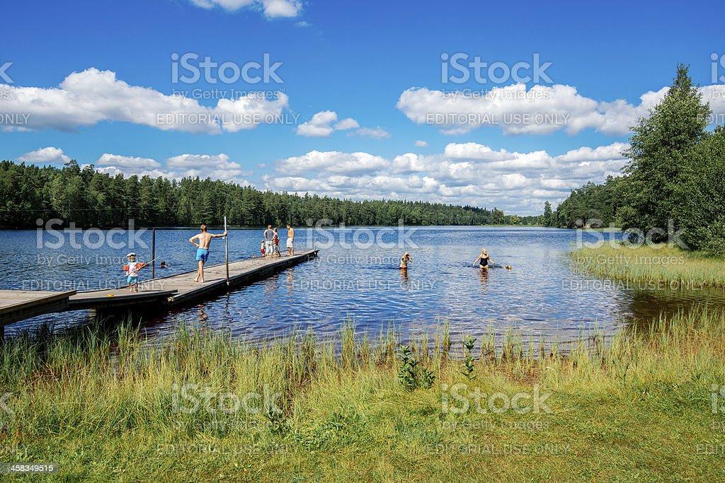 Sommer in Schweden – Foto