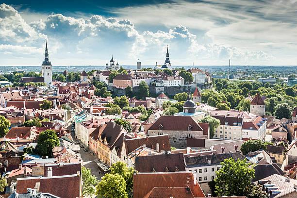 Summer in Tallinn, Estonia - Photo