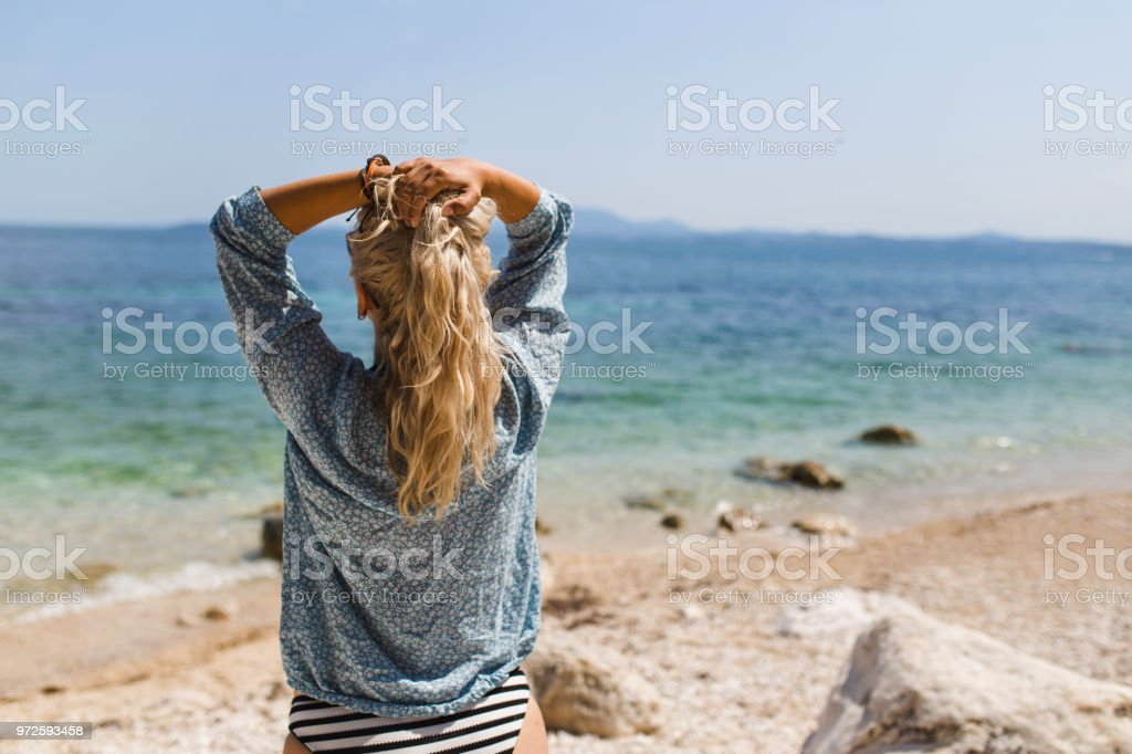 Summer in the best stock photo