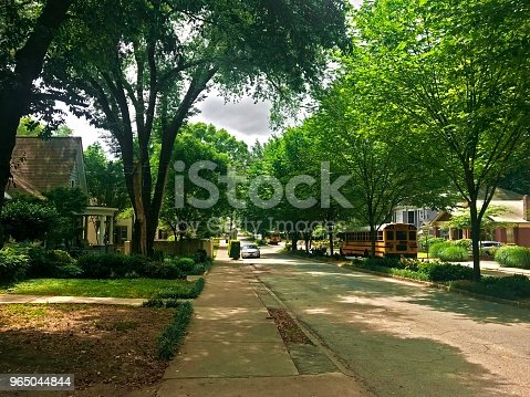 Summer In The City Stock Photo & More Pictures of Bright
