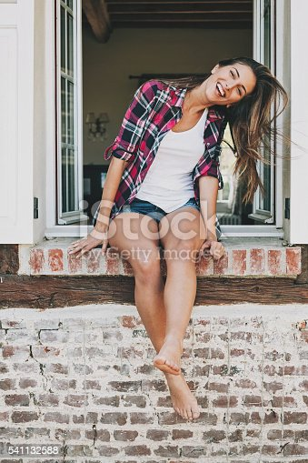 istock Summer joy 541132588