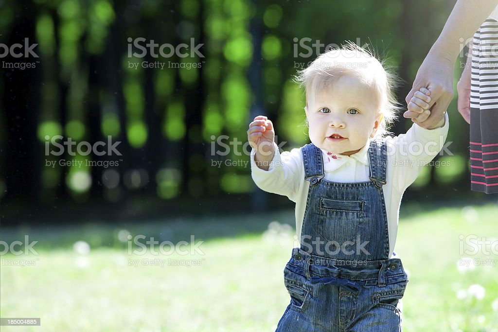 Summer kid royalty-free stock photo