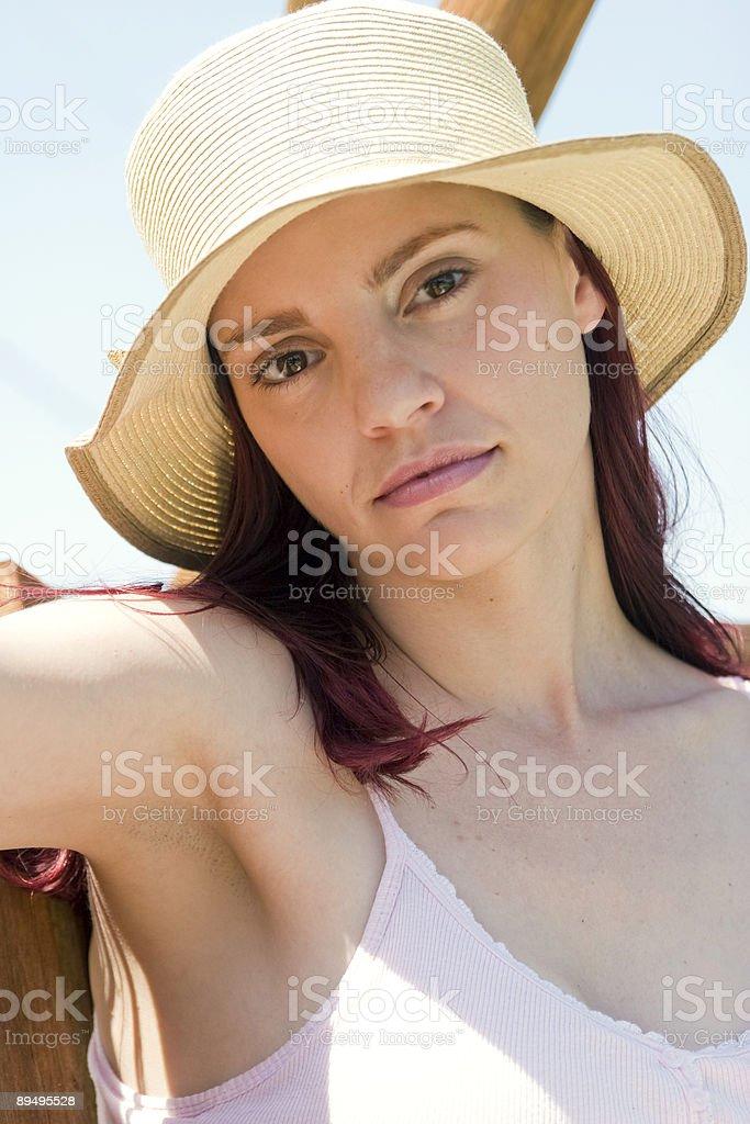 Estate lady foto stock royalty-free