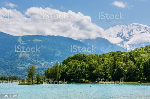 Photo of Summer Lake Passy, Chamonix, France