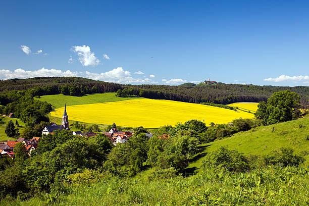 Sommer Landschaft Unterbodnitz – Foto
