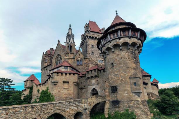 Summer landscape with burg kreuzenstein castle in austria picture id1176299157?b=1&k=6&m=1176299157&s=612x612&w=0&h=pkiythtbnmowsn14wtekyclmpiecvulg1jwgdqrhp9w=
