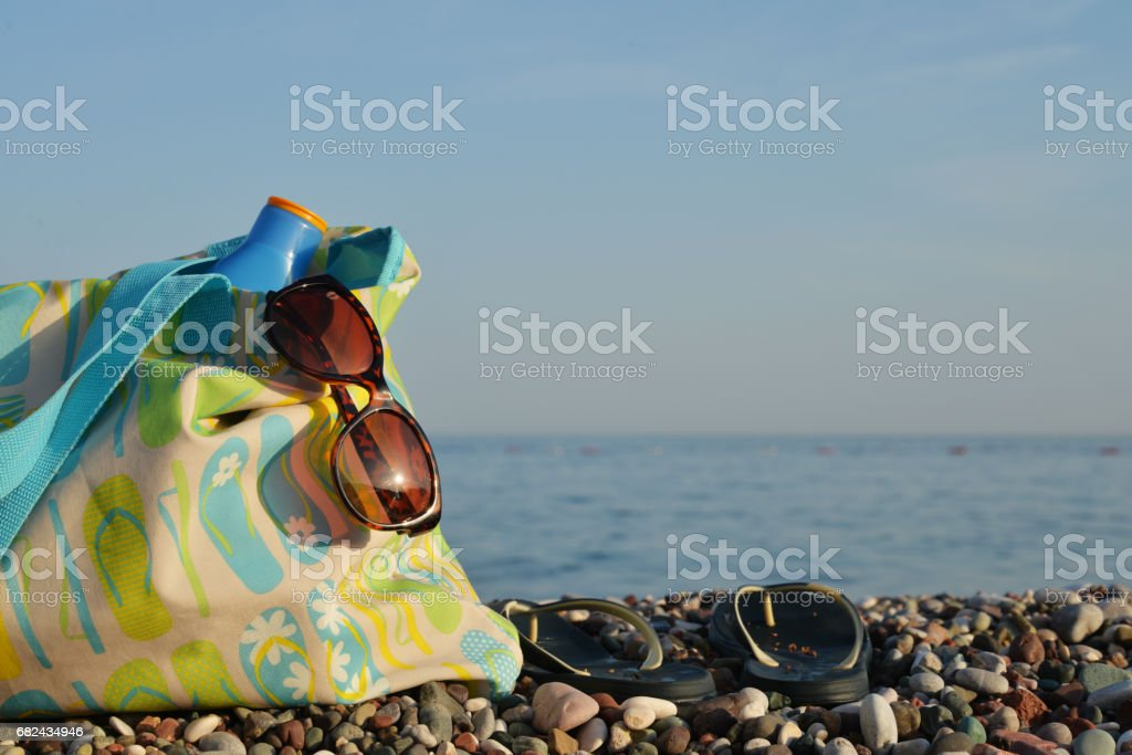 Summer leisure concept royalty-free stock photo