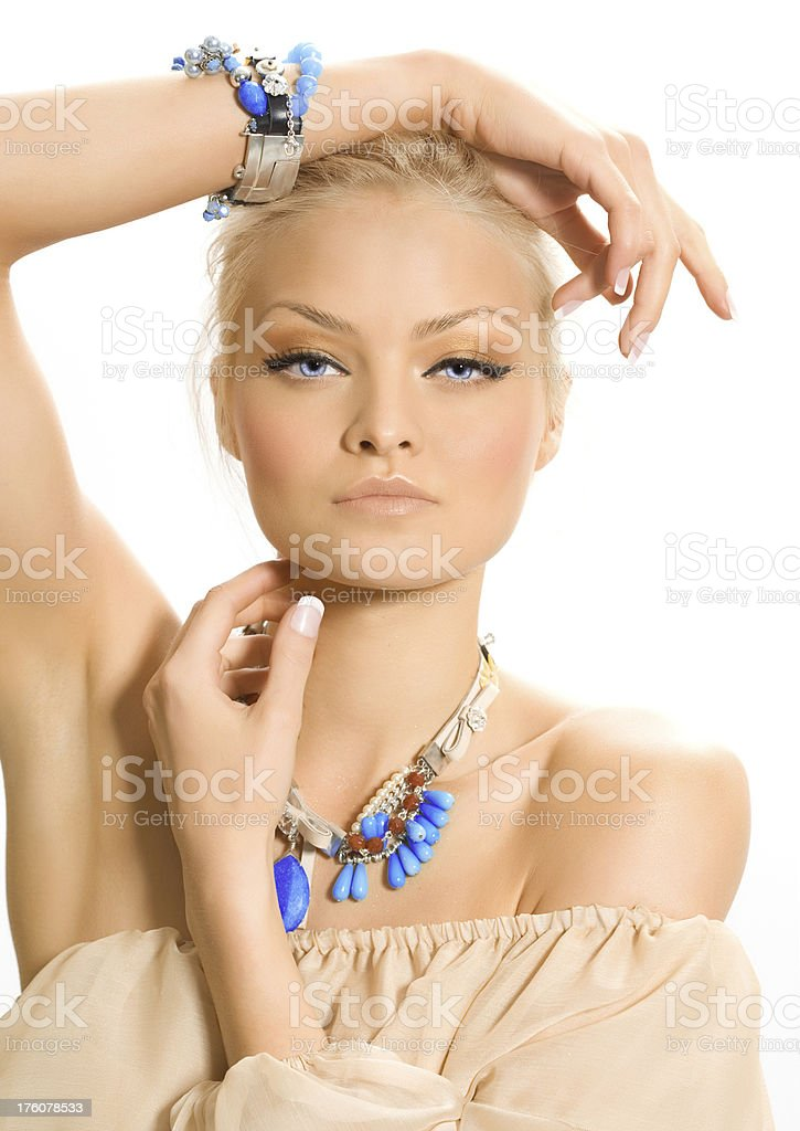Summer Look royalty-free stock photo