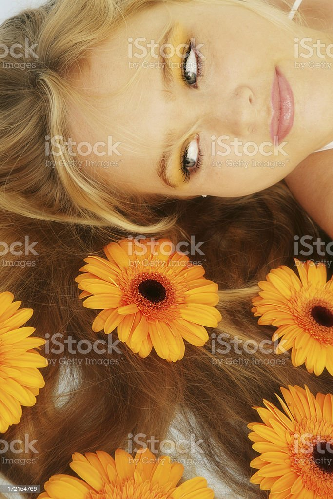 Summer MakeOver royalty-free stock photo