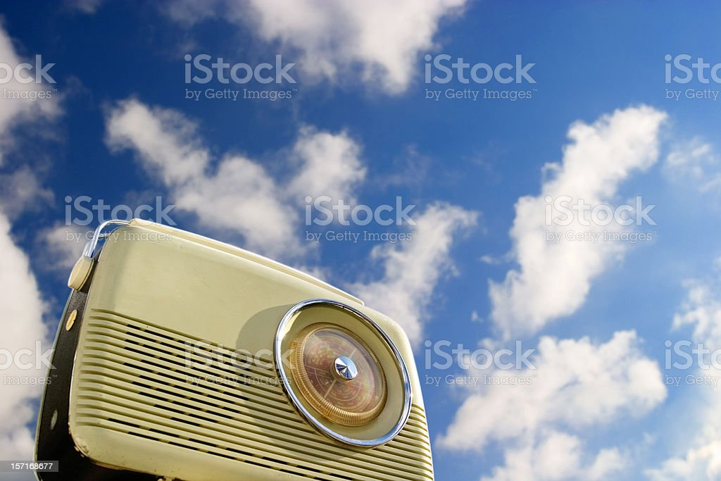 Summer music royalty-free stock photo