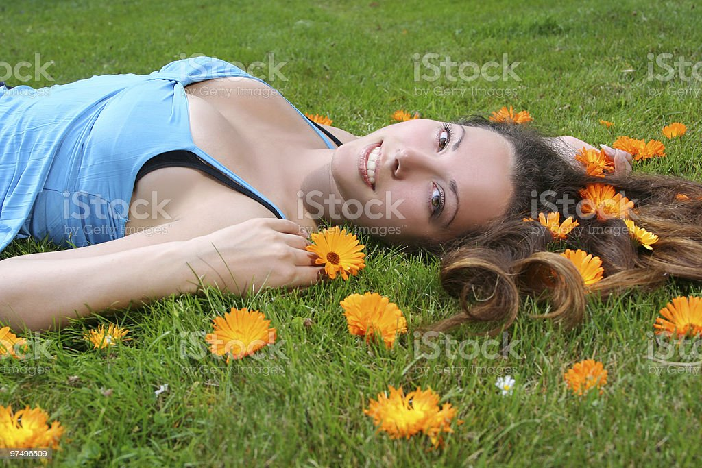 summer nature royalty-free stock photo