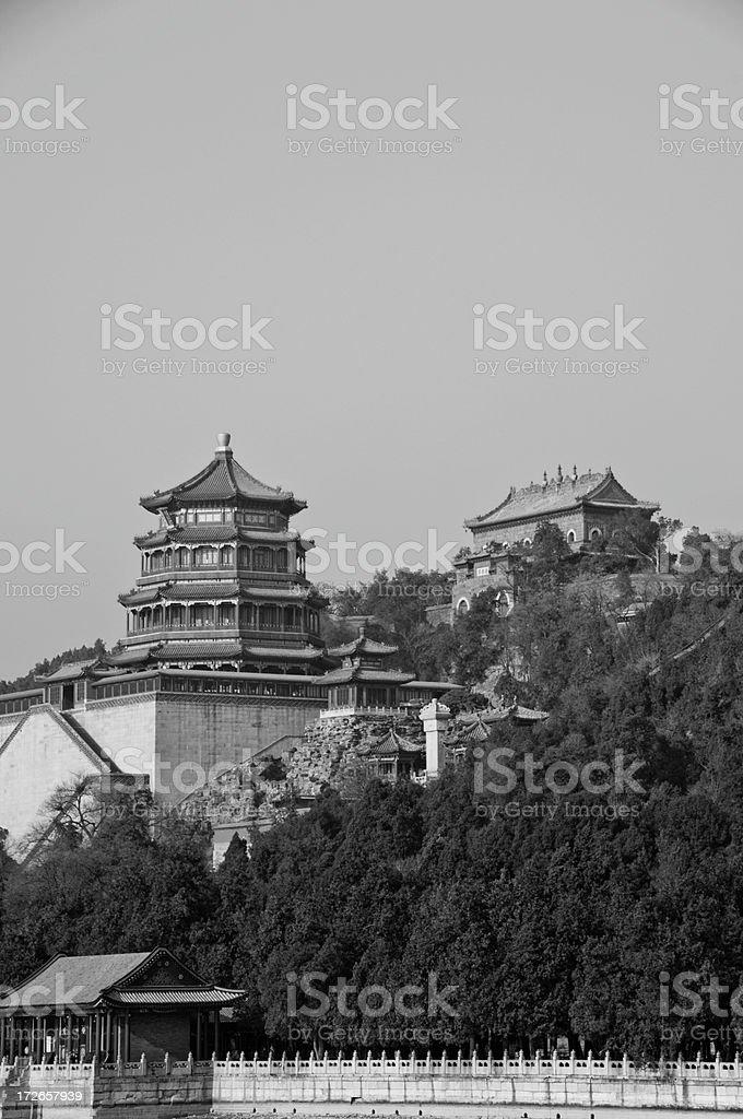 Summer Palace Beijing royalty-free stock photo