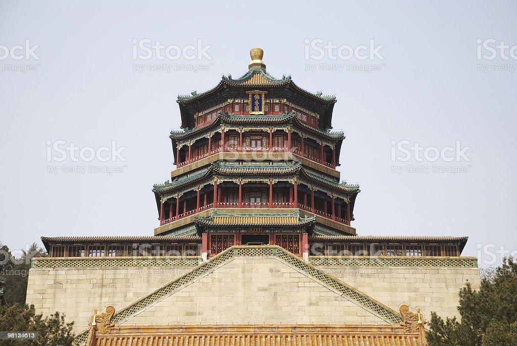 여름 Palace royalty-free 스톡 사진