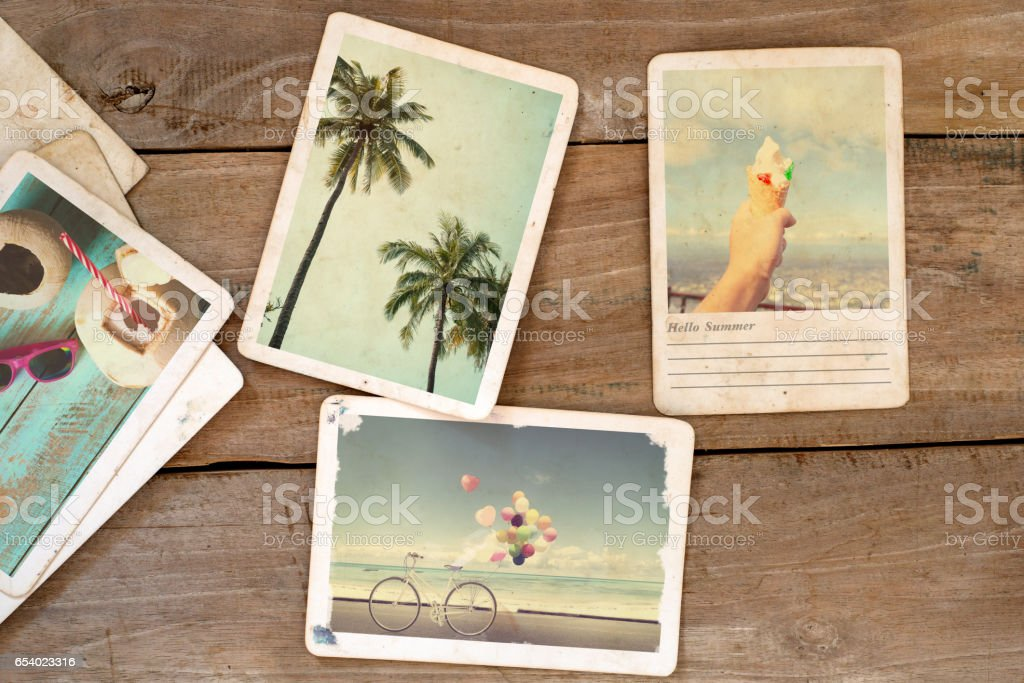 summer photo stock photo